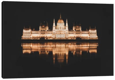 Budapest, Hungary Canvas Art Print