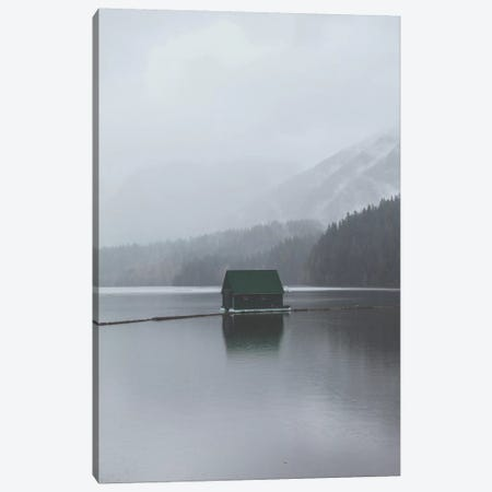 Capilano Lake, Vancouver Canvas Print #GRM25} by Luke Anthony Gram Canvas Art Print