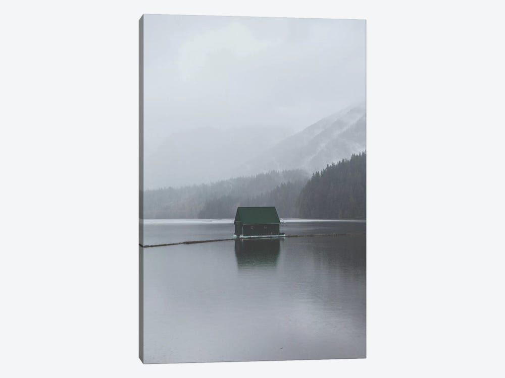 Capilano Lake, Vancouver by Luke Anthony Gram 1-piece Canvas Print