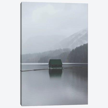 Capilano Lake, Vancouver Canvas Print #GRM25} by Luke Anthony Gram Canvas Art Print