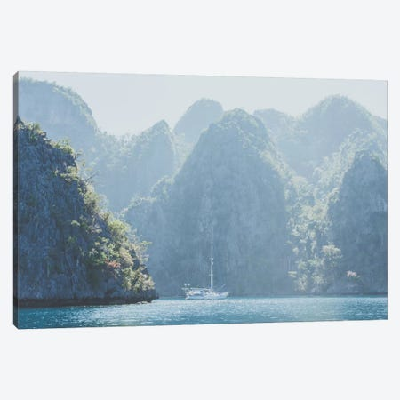 Coron, Philippines Canvas Print #GRM28} by Luke Anthony Gram Canvas Art