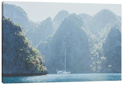 Coron, Philippines Canvas Art Print