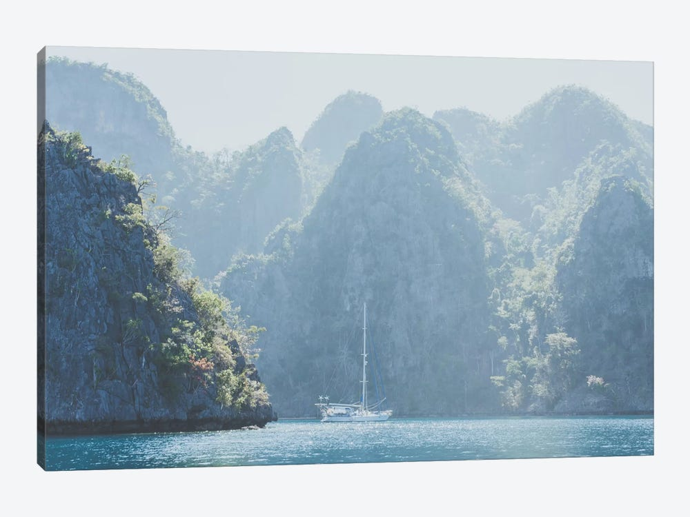 Coron, Philippines by Luke Anthony Gram 1-piece Canvas Wall Art