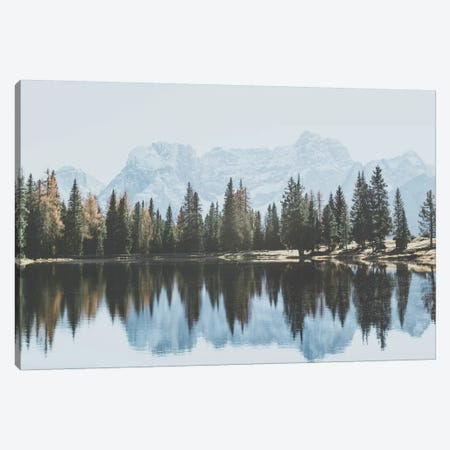 Dolomites, Italy I Canvas Print #GRM30} by Luke Anthony Gram Art Print