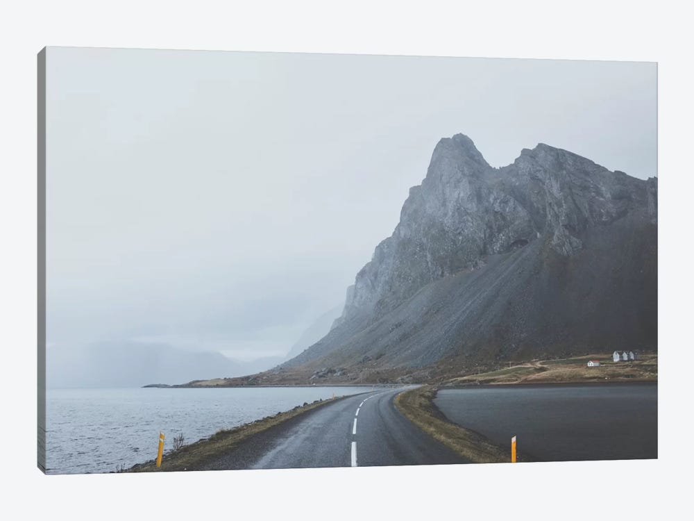 Eastern Region, Iceland II by Luke Anthony Gram 1-piece Canvas Wall Art