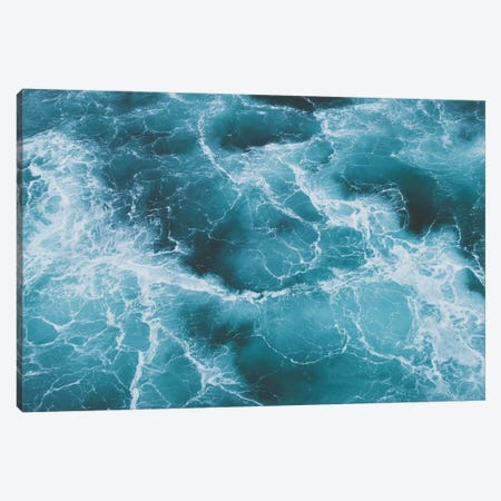 Electric Ocean Canvas Print #GRM36} by Luke Anthony Gram Canvas Art