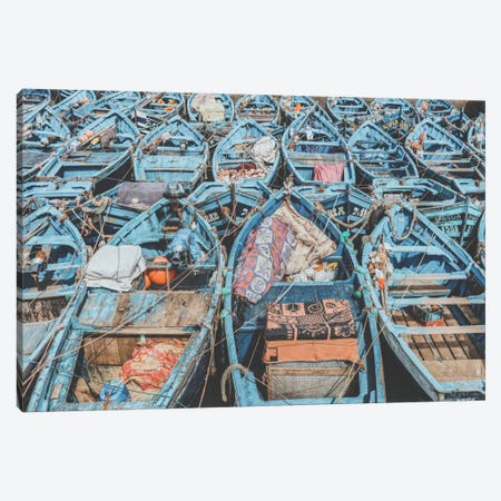Essaouira, Morocco Canvas Print #GRM37} by Luke Anthony Gram Canvas Artwork