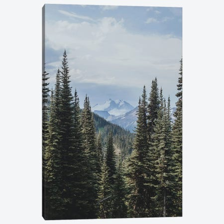 Garibaldi Provincial Park, Canada IV Canvas Print #GRM41} by Luke Anthony Gram Canvas Artwork