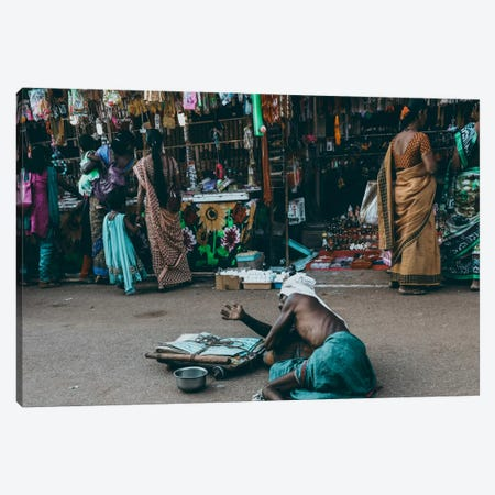 Gokarna, India III Canvas Print #GRM45} by Luke Anthony Gram Canvas Art Print