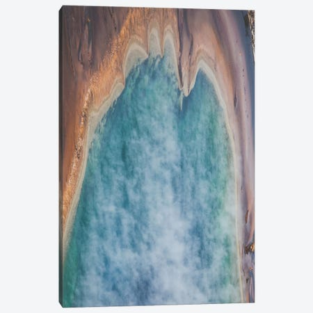 Grand Prismatic Spring, Wyoming Canvas Print #GRM46} by Luke Anthony Gram Canvas Art Print