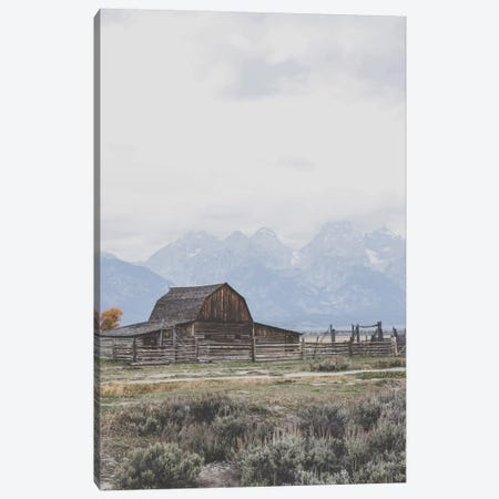 Grand Tetons, Wyoming I Canvas Print #GRM47} by Luke Anthony Gram Canvas Art Print
