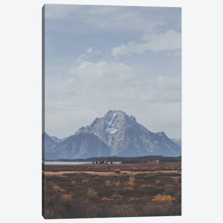 Grand Tetons, Wyoming II Canvas Print #GRM48} by Luke Anthony Gram Canvas Art