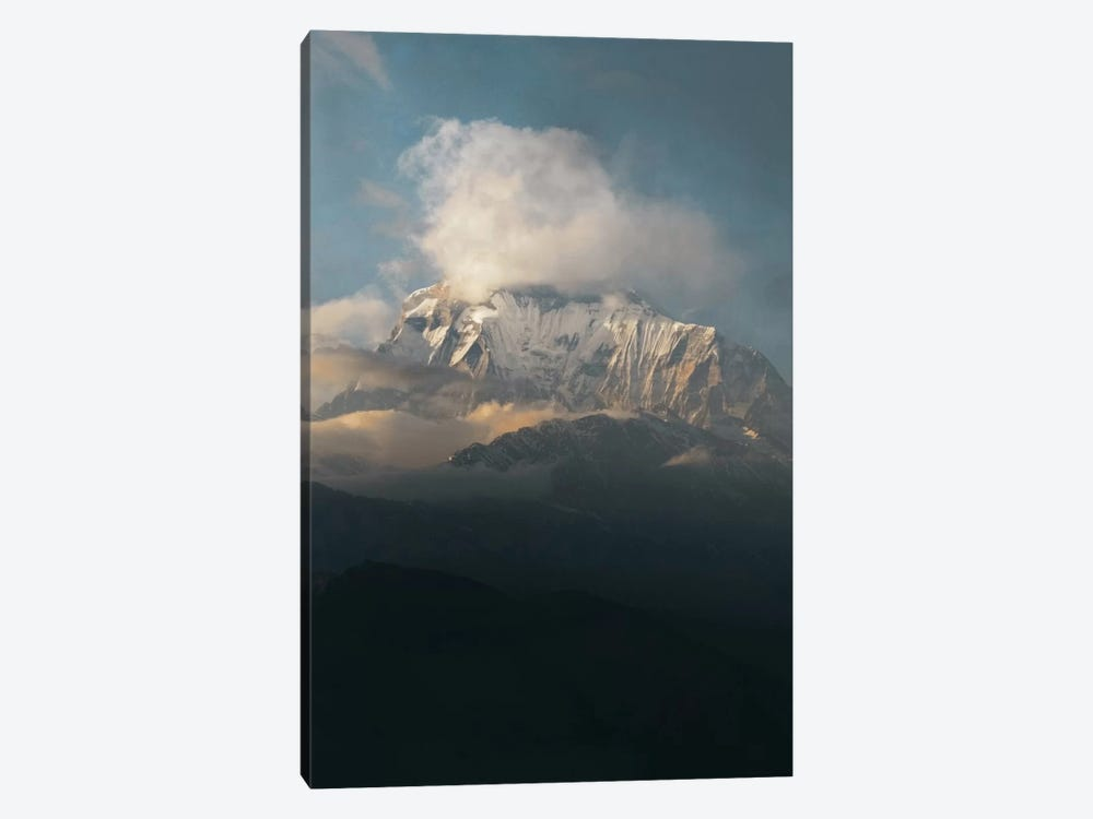 Annapurna Himalayas, Nepal I by Luke Anthony Gram 1-piece Canvas Artwork