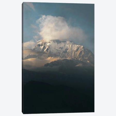 Annapurna Himalayas, Nepal I Canvas Print #GRM4} by Luke Anthony Gram Canvas Wall Art