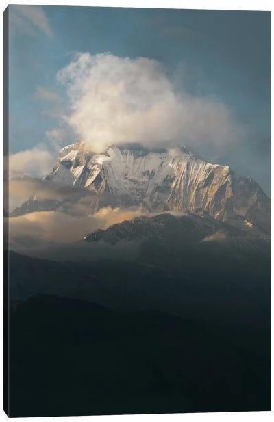 Annapurna Himalayas, Nepal I Canvas Art Print