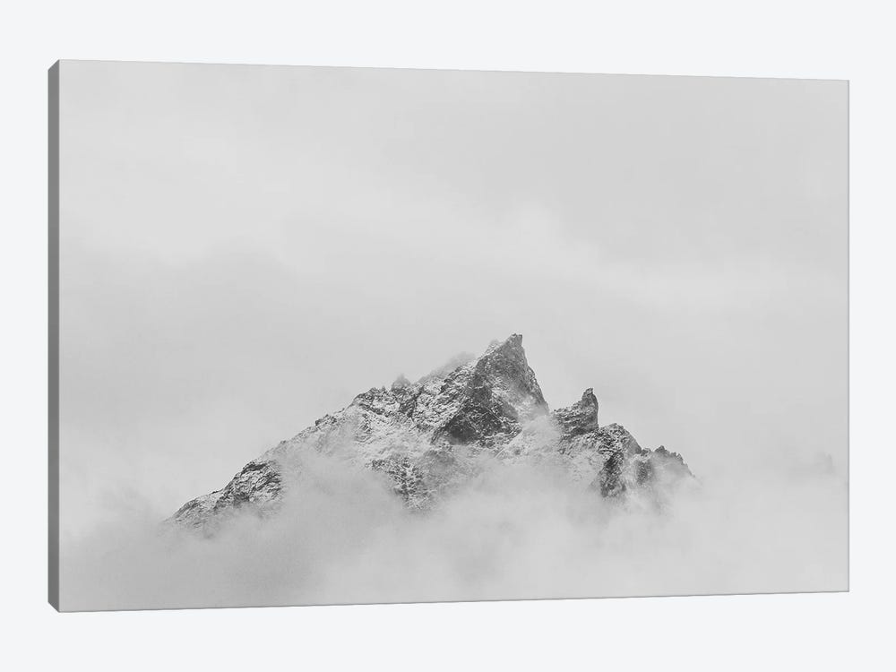 Grand Tetons, Wyoming V 1-piece Canvas Art