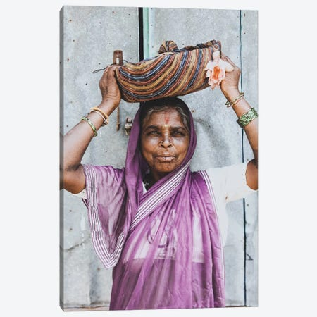 Hampi, India II Canvas Print #GRM53} by Luke Anthony Gram Art Print