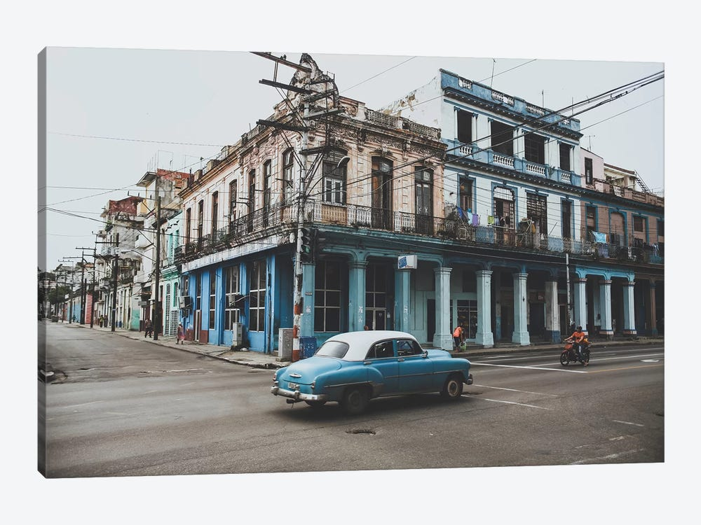 Havana, Cuba II by Luke Anthony Gram 1-piece Canvas Wall Art