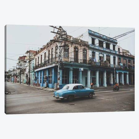 Havana, Cuba II Canvas Print #GRM57} by Luke Anthony Gram Canvas Artwork