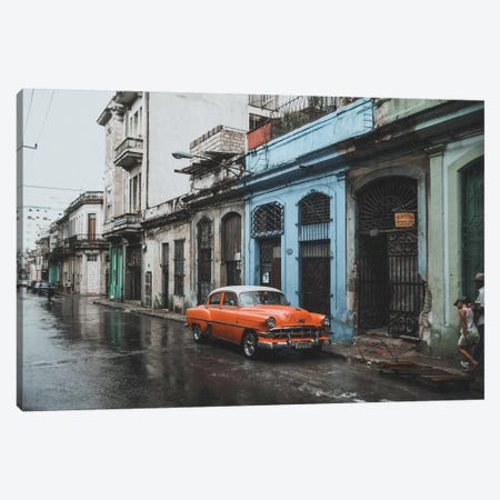 Havana, Cuba III 3-Piece Canvas #GRM58} by Luke Anthony Gram Art Print