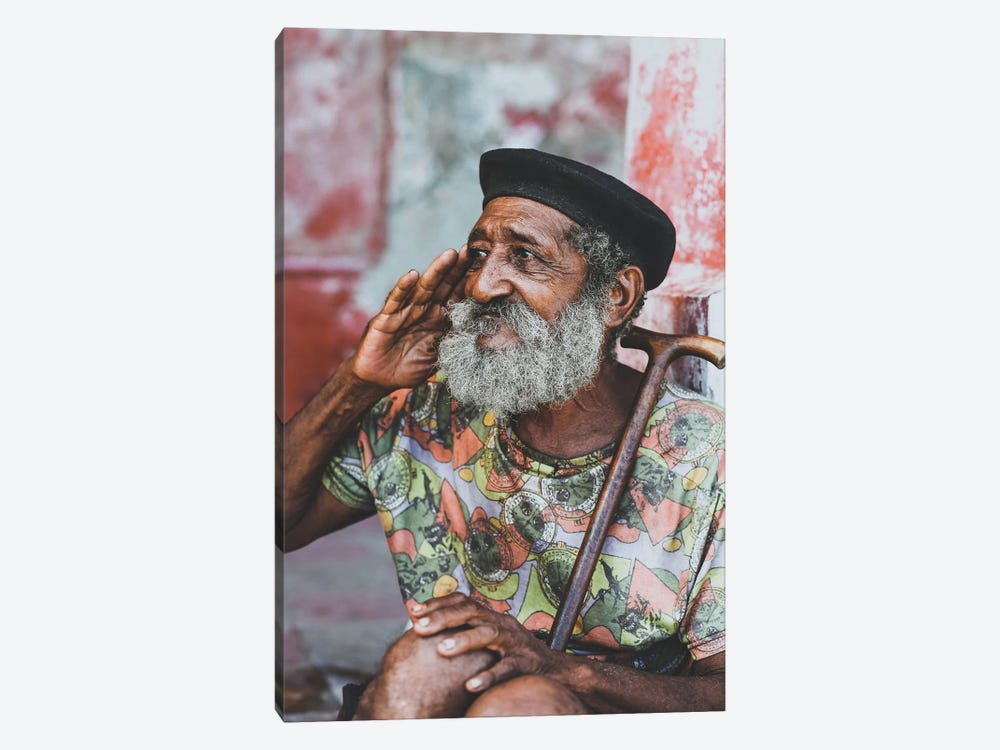 Havana, Cuba IV by Luke Anthony Gram 1-piece Canvas Art