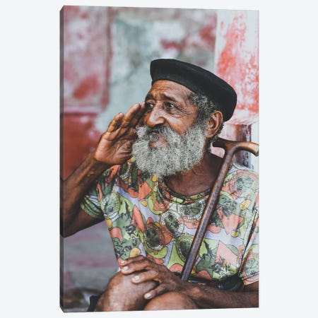Havana, Cuba IV Canvas Print #GRM59} by Luke Anthony Gram Art Print