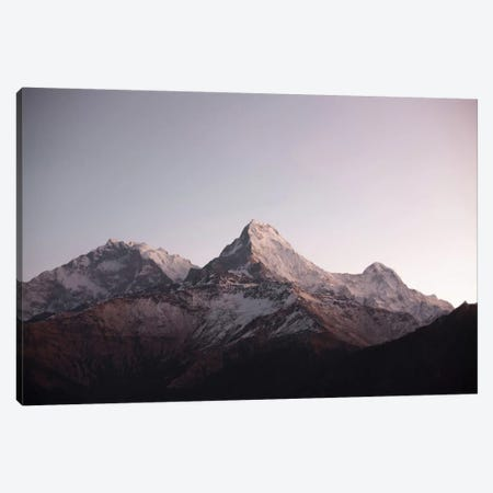Annapurna Himalayas, Nepal II Canvas Print #GRM5} by Luke Anthony Gram Canvas Wall Art