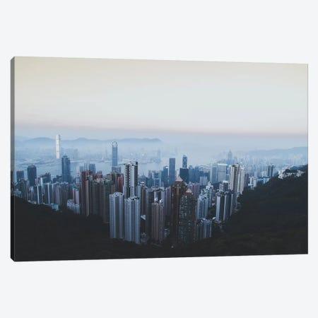 Hong Kong Canvas Print #GRM61} by Luke Anthony Gram Canvas Art
