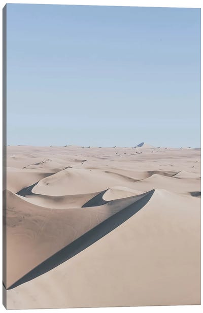 Huacachina, Peru Canvas Art Print