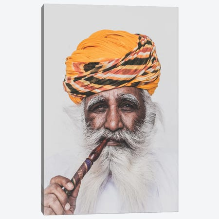 Jaipur, India Canvas Print #GRM76} by Luke Anthony Gram Canvas Artwork