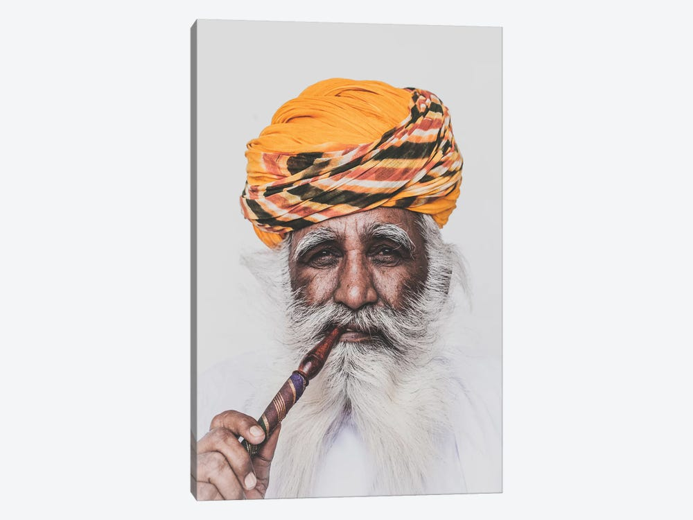 Jaipur, India by Luke Anthony Gram 1-piece Canvas Art Print