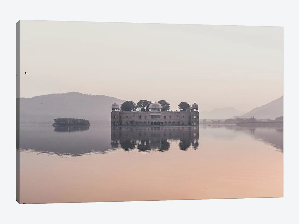 Jal Mahal, India I by Luke Anthony Gram 1-piece Canvas Artwork