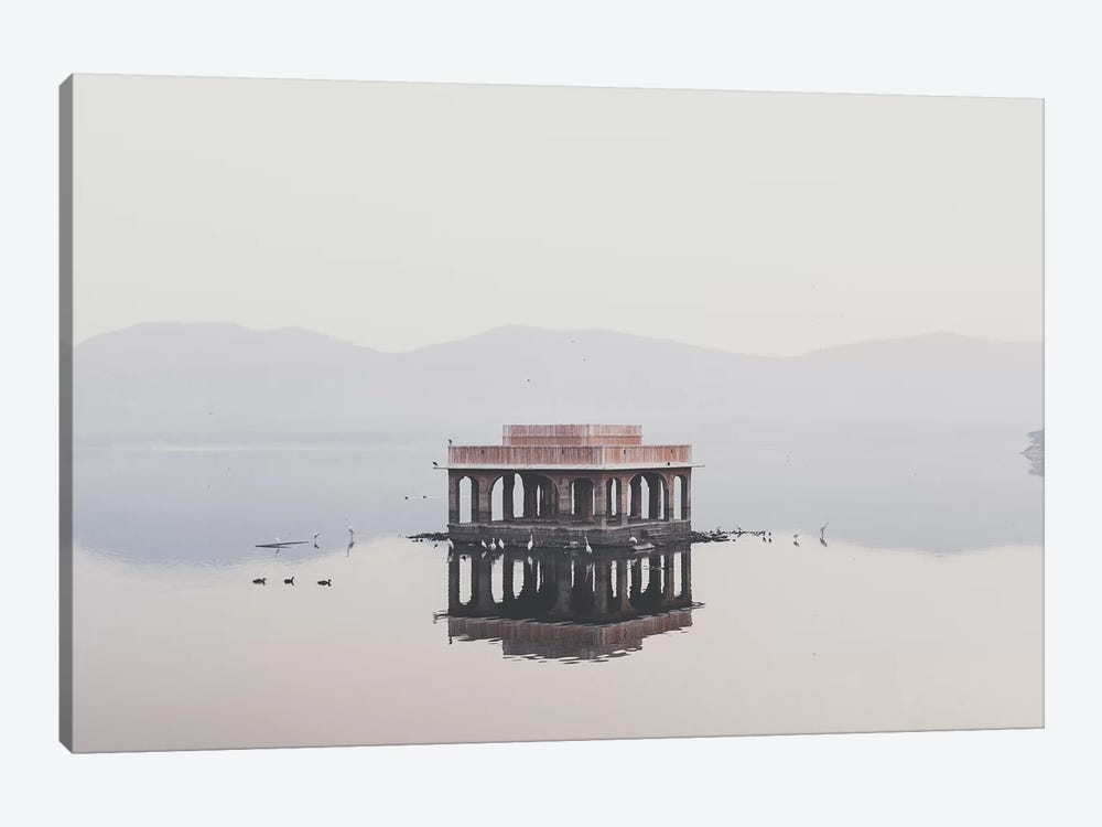 Jal Mahal, India II by Luke Anthony Gram 1-piece Canvas Art Print