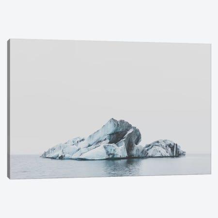 Jökulsárlón, Iceland Canvas Print #GRM80} by Luke Anthony Gram Canvas Art