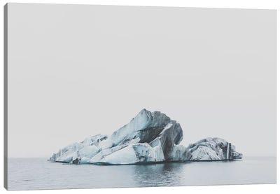 Jökulsárlón, Iceland Canvas Art Print