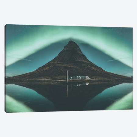 Kirkjufell, Iceland I Canvas Print #GRM83} by Luke Anthony Gram Canvas Wall Art