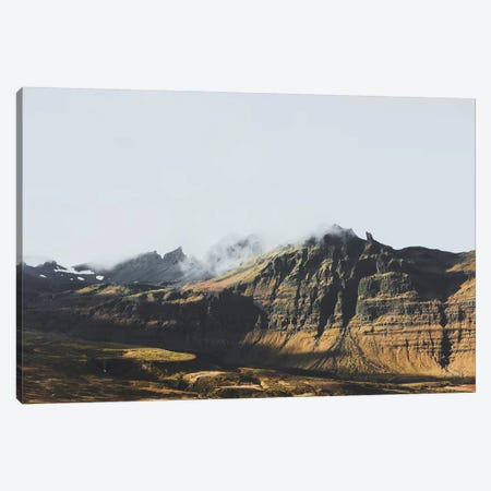 Kirkjufell, Iceland II Canvas Print #GRM84} by Luke Anthony Gram Canvas Print