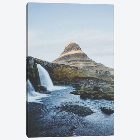 Kirkjufell, Iceland III Canvas Print #GRM85} by Luke Anthony Gram Canvas Print