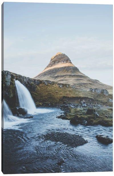 Kirkjufell, Iceland III Canvas Art Print