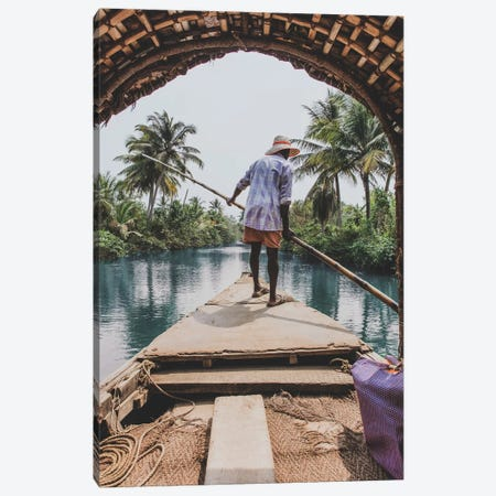 Kochin, India II Canvas Print #GRM87} by Luke Anthony Gram Canvas Print