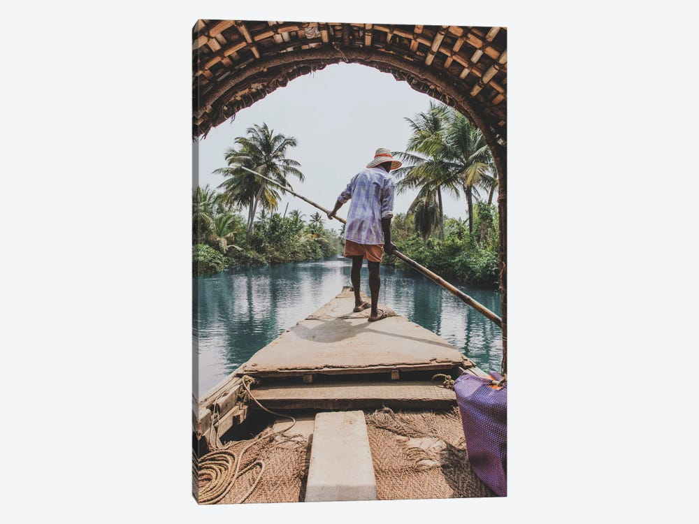 Kochin, India II by Luke Anthony Gram 1-piece Canvas Art Print