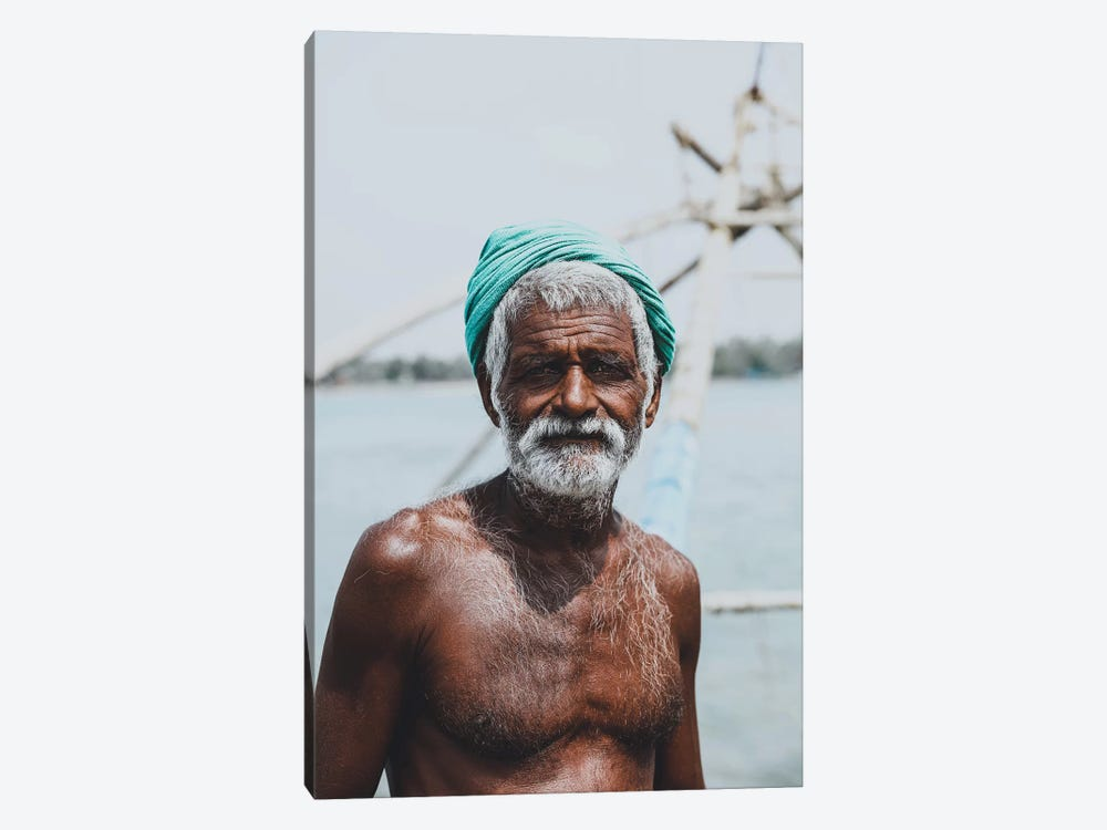Kochin, India IV 1-piece Art Print