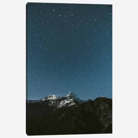 Annapurna Sanctuary, Nepal Canvas Print #GRM8} by Luke Anthony Gram Canvas Art Print