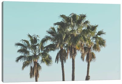 L.A. I Canvas Art Print