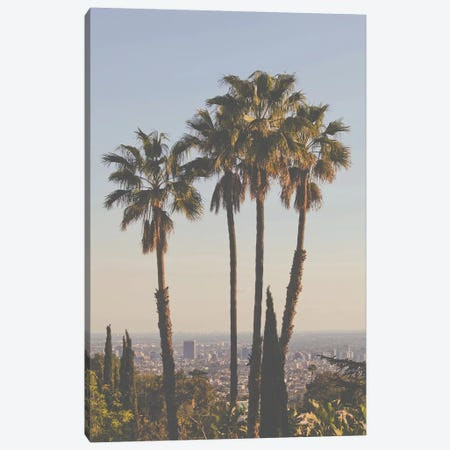 L.A. II Canvas Print #GRM91} by Luke Anthony Gram Art Print