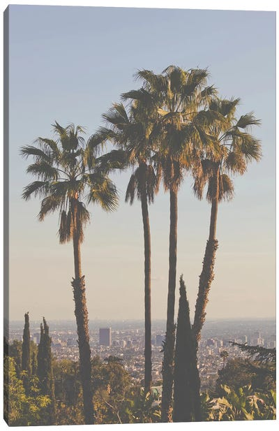L.A. II Canvas Art Print