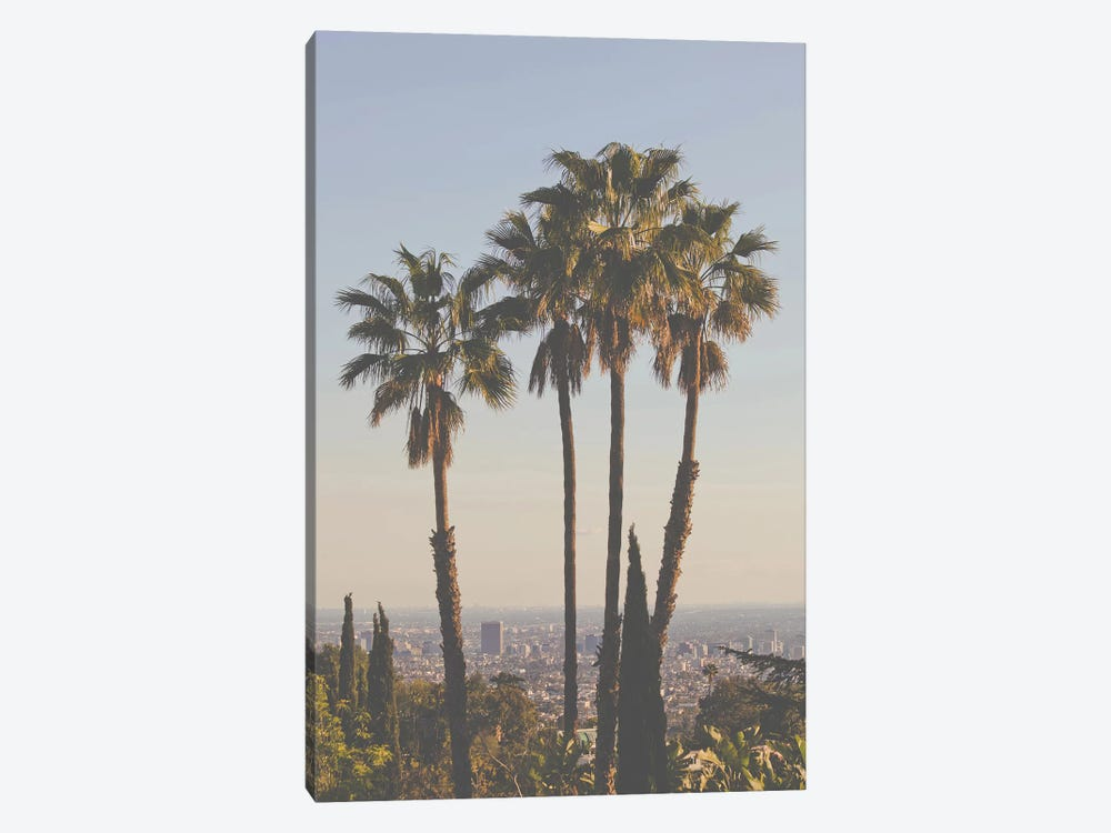 L.A. II by Luke Anthony Gram 1-piece Canvas Artwork