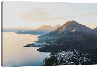 Lake Atitlán, Guatemala II Canvas Art Print