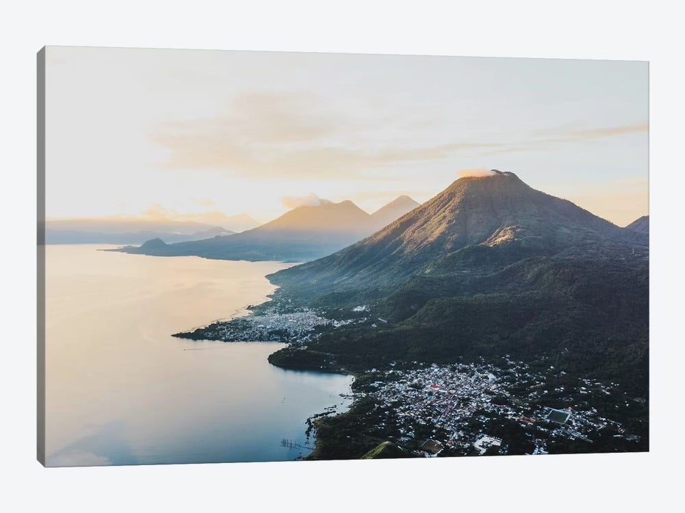 Lake Atitlán, Guatemala II by Luke Anthony Gram 1-piece Canvas Wall Art