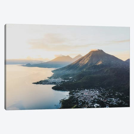 Lake Atitlán, Guatemala II Canvas Print #GRM93} by Luke Anthony Gram Art Print